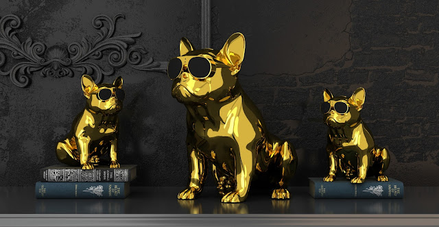 Limited Edition AeroBull Chrome Gold