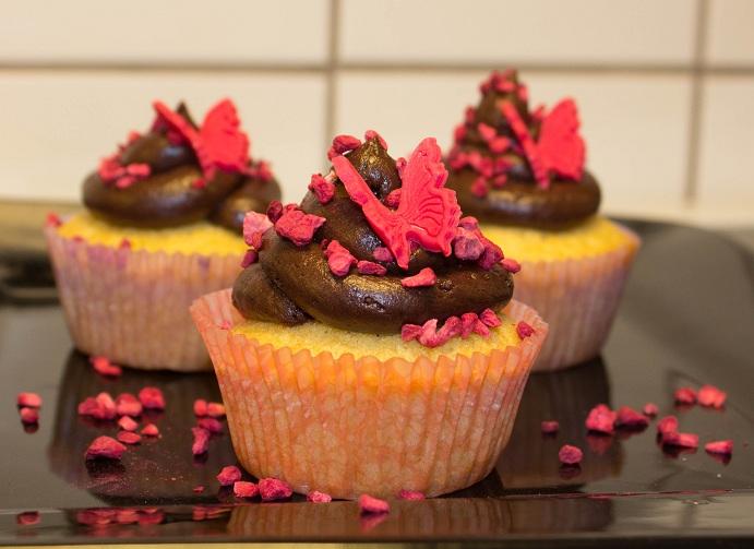 muffin topping opskrift