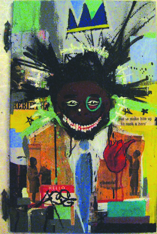 Force 129 Art Amp Design Studio New Force 129 Basquiat