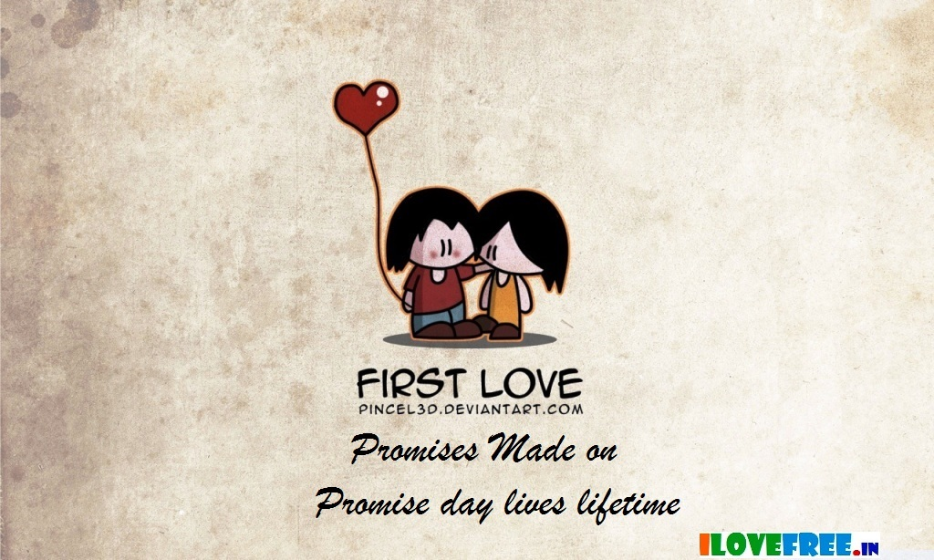 promises to be made on promise day
