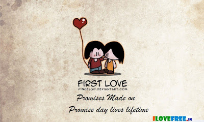 Promises Made on Promise day Whatsapp Status DP Images Quotes  messages