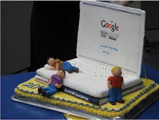 kue ulang tahun gadget komputer laptop