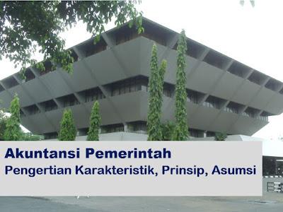 Pengertian Akuntansi Pemerintah + Karakteristik, Prinsip, Asumsi