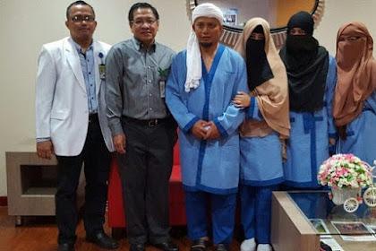 Alhamdulillah, Ustadz Arifin Ilham Sembuh Dari Kanker Getah Bening Stadium 4A