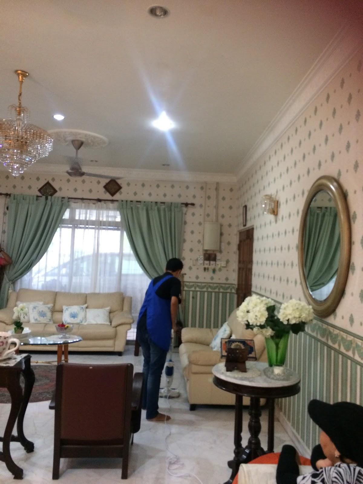 maid service di KL
