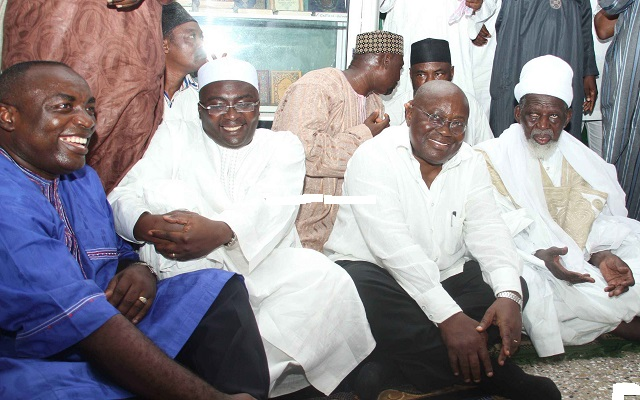 Pray for Akufo-Addo to rescue Ghana from 'sinking' – NPP to Muslims