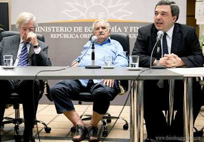 Tổng Thống Jose Mujica sống rất giản dị
