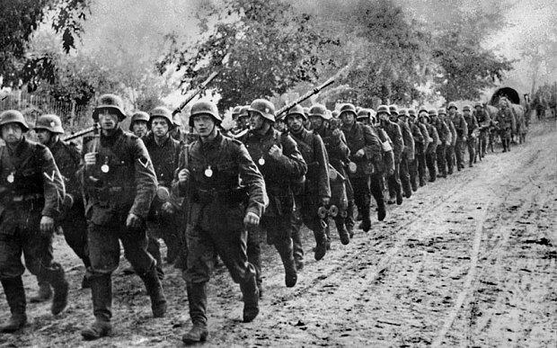 Kronologi Singkat Perang Dunia 2