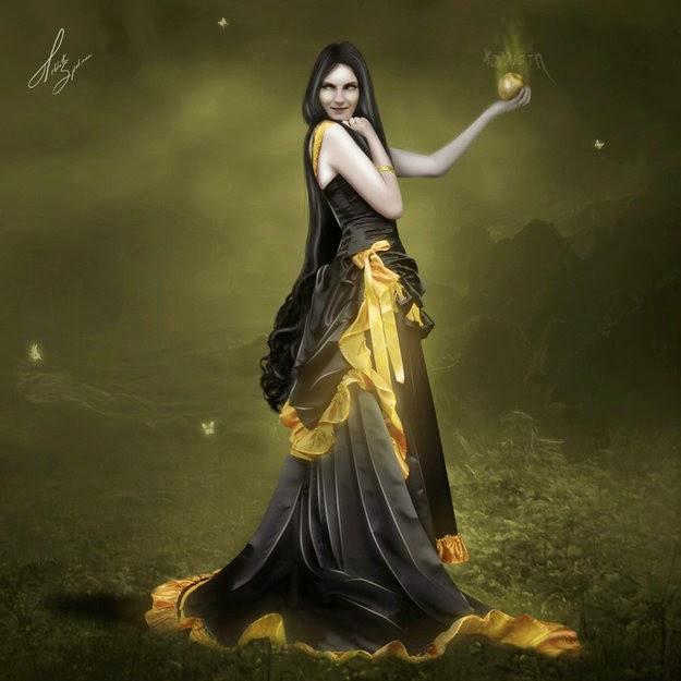 Éris - Deusa da discórdia e mãe dos males - Mitologia Grega