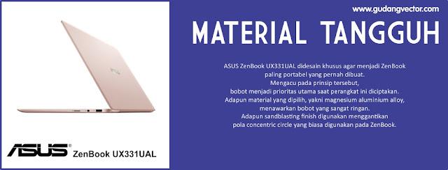 Material Tangguh