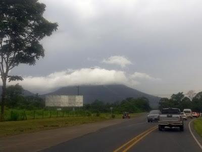 Volcan Arenal en Costa Rica
