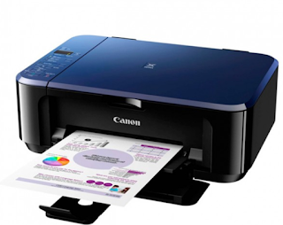 inward add-on to ability cost fiscal savings Canon PIXMA E210 Driver Download