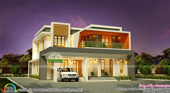 Attractive contemporary style home 2194 sq-ft