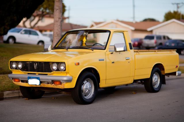 1973 Toyota Hilux Pickup