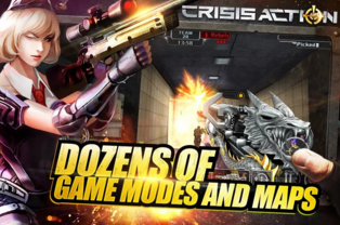 Crisis Action 1.9.1 Mod Apk + Data Mega Mod Gratis Terbaru