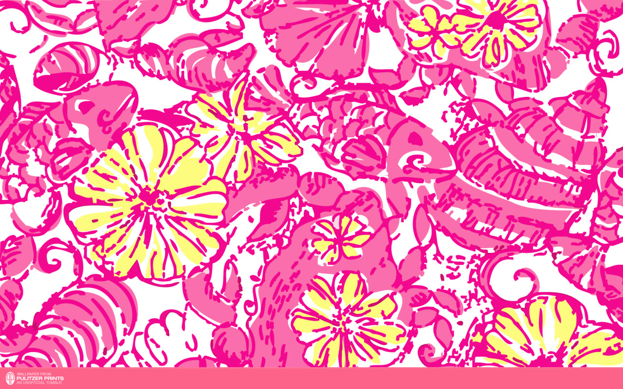 Fall Southern Prep Wallpapers That Peachy Belle Lilly Patterns
