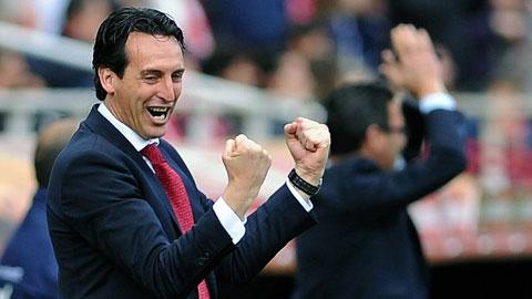 Emery có bộ óc bóng đá vĩ đại, điều đó là chắc chắn.