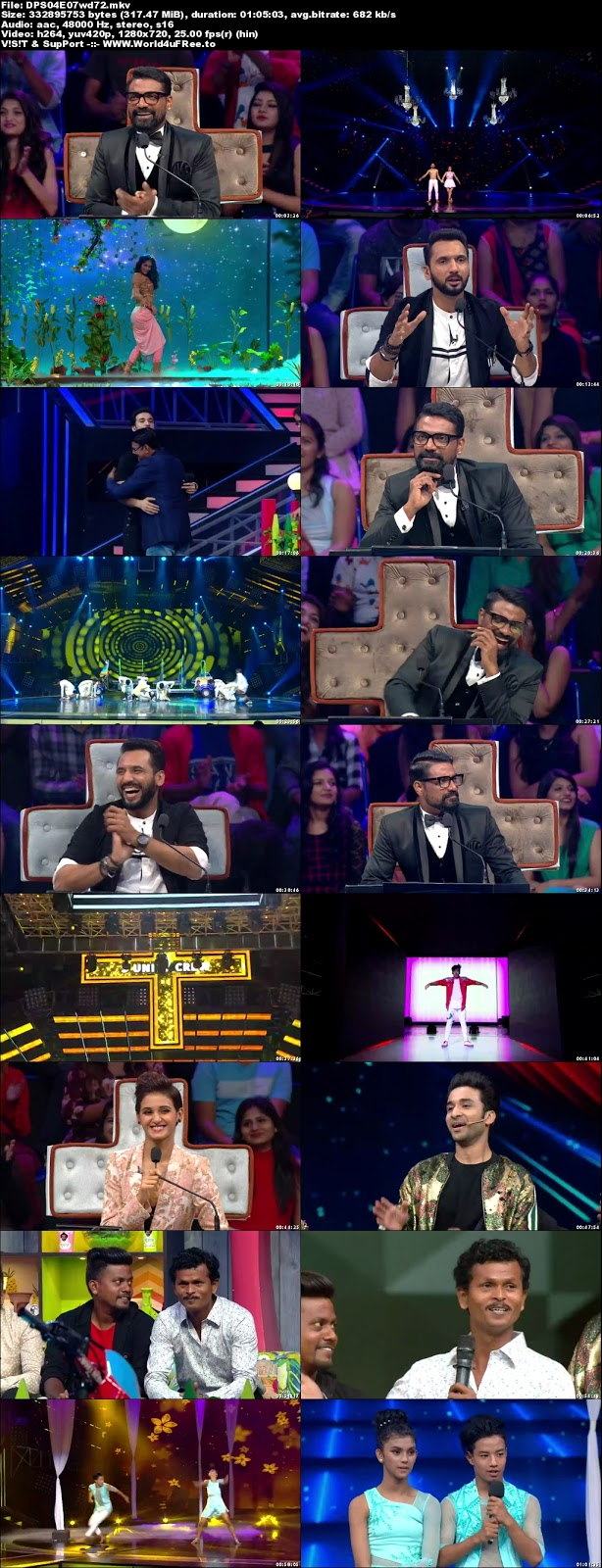 Dance Plus S4 27 October 2018 720p HDTV 300mb x264 world4ufree.vip tv show Dance Plus 4 2018 hindi tv show Dance Plus 4 2018 Season 4 Star Plus tv show compressed small size free download or watch online at world4ufree.vip