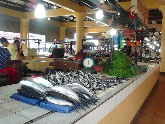 Cleanest Public Wet Market in Philippines/KAMI.com