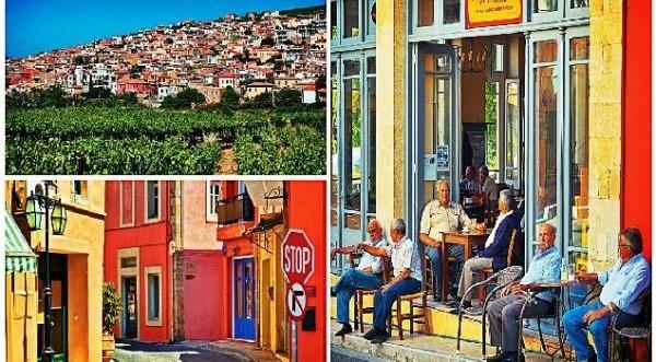 Κάθε σοκάκι του μοιάζει με έργο τέχνης: Το πιο πολύχρωμο και βραβευμένο χωριό της Ελλάδας! (Photos)