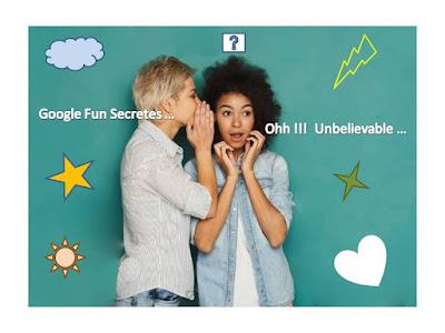 Google Search secrets । गूगल सर्च के मज़ेदार रहस्य