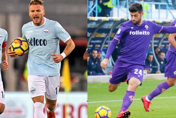 LAZIO-FIORENTINA Streaming: info YouTube Facebook Live dove vedere Diretta TV con PC iPhone Tablet