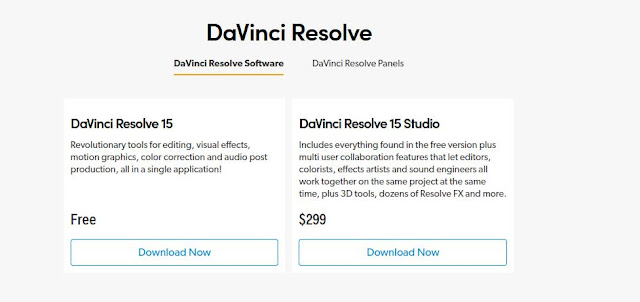 DaVinci Resolve Download