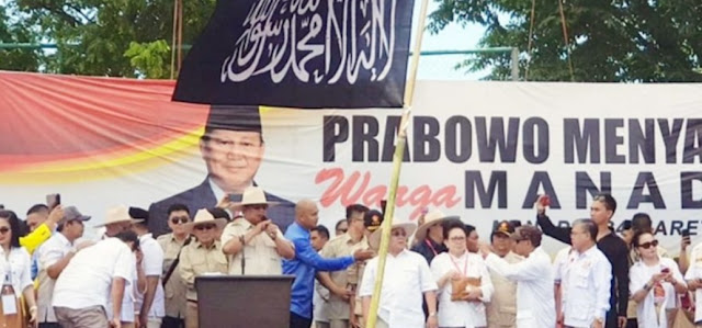 Pembubaran HTI Dinilai Jadi Senjata Jokowi Bungkam Prabowo pada Debat Keempat