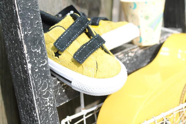 Sneakers Trendfarben gelb Shirts Rucksack Bagger Auswahl tausendkind fuer Jungs Jules kleines Freudenhaus