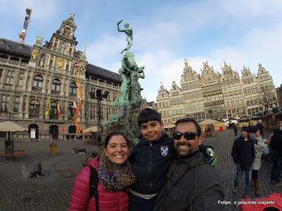 Antuérpia, na Bélgica: história, moda, arte, compras, arquitetura e waffles