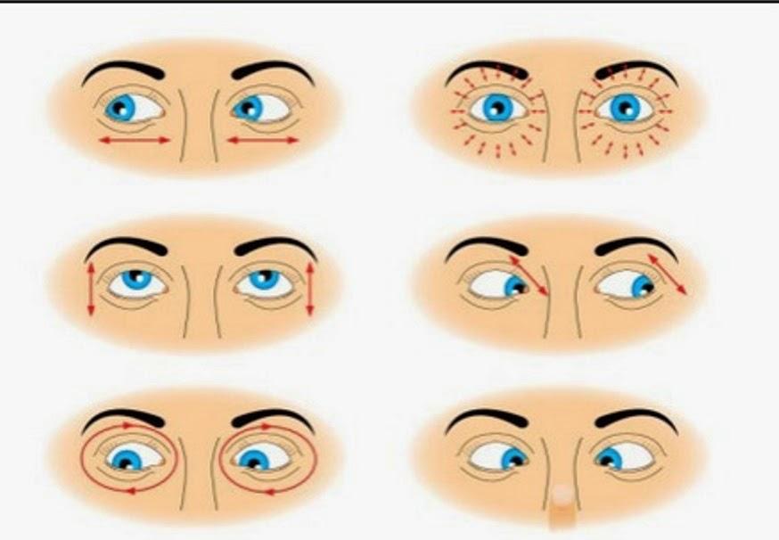 сохрание зрение,улучшим зрение.снять очки,упражнения для зрения