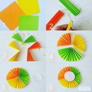 14 Cara Membuat Hiasan Dinding Kamar Dari Kertas Karton Dijamin Keren