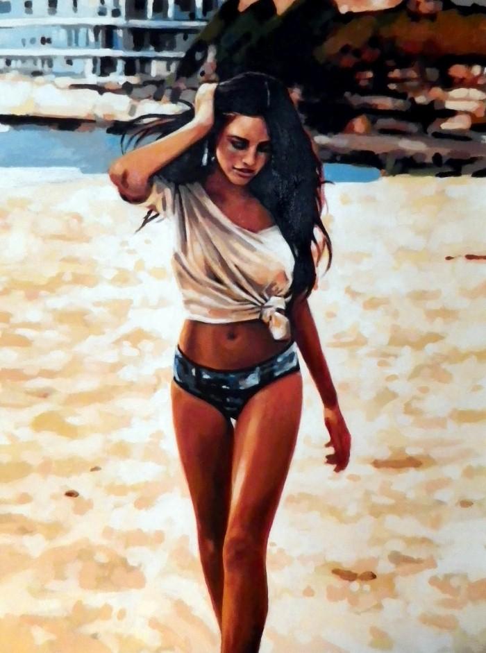 Современный художник. Thomas Saliot 19