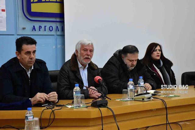 Τατούλης: Τηρούμε τη δέσμευσή μας στους πολίτες και ολοκληρώνουμε το έργο της διαχείρισης των απορριμμάτων με ΣΔΙΤ