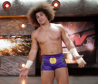 Wwe carlito is a homosexual not trust