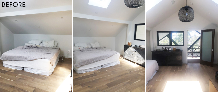 5 pasos para crear un dormitorio con una decoracion fresca