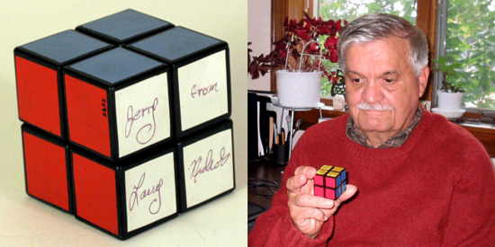 Larry Nichols' Cube