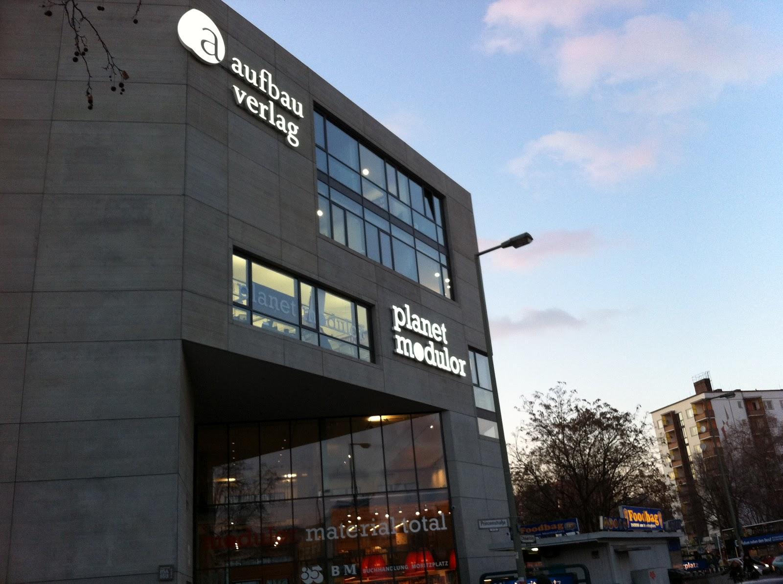"aufbauhaus, planet modulor & co. - ""creative network moritzplatz"