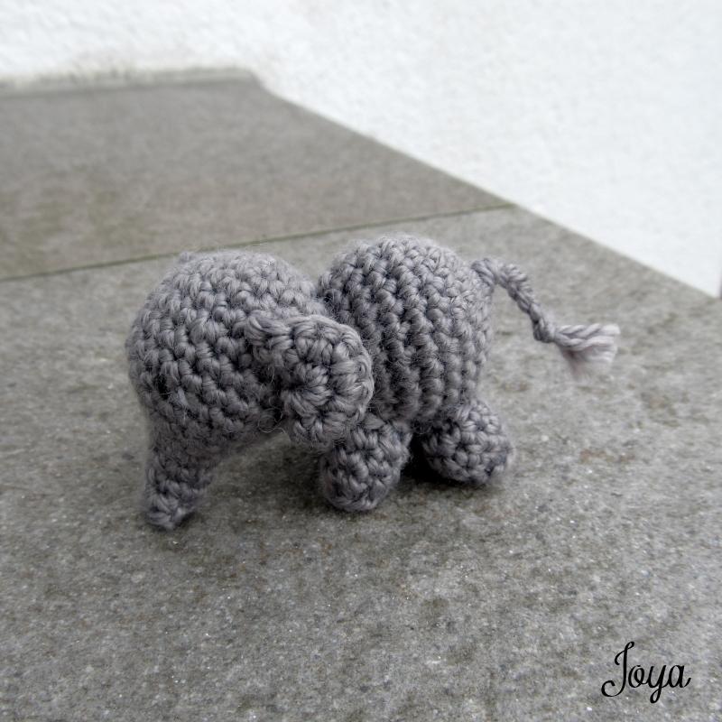 Tante Joyas Zeugblog Gehäkelt Elefanten