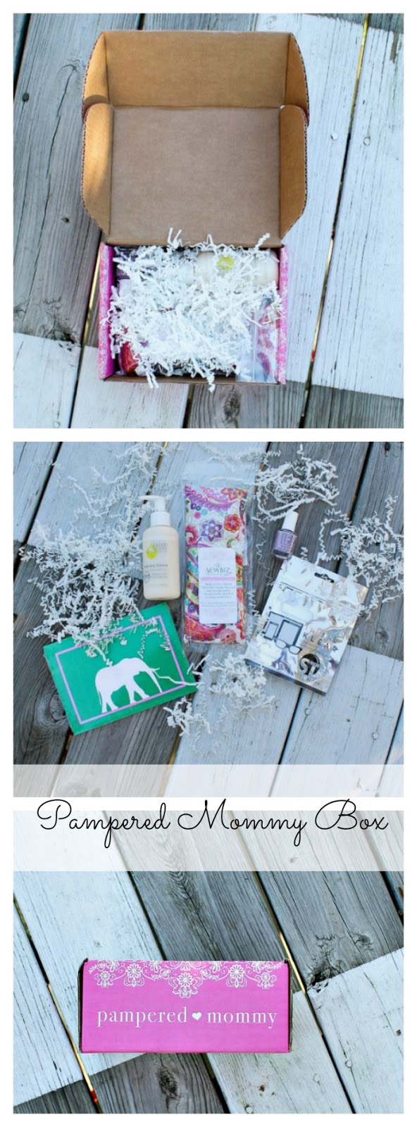 Pampered Mommy Box