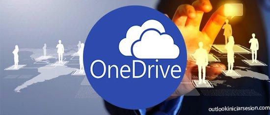 OneDrive para empresas en outlook iniciar sesion