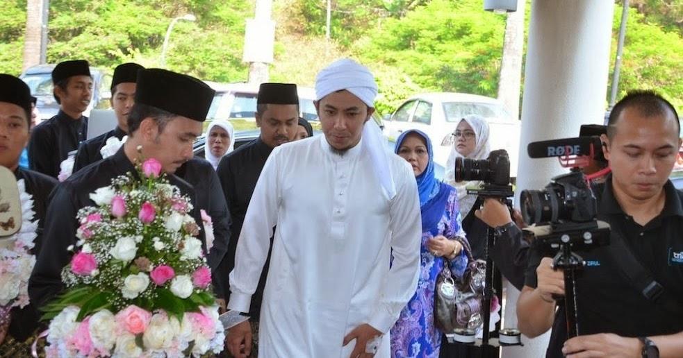 Perkahwinan Syamsul Yusof Dan Puteri Sarah Liyana Blog