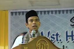 Biografi Singkat Ustadz Abdul Somad Batubara, Lc.,MA