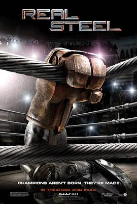 Real Steel Movie Posters & Stills