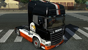 Polish Eagle skin for Scania trucks