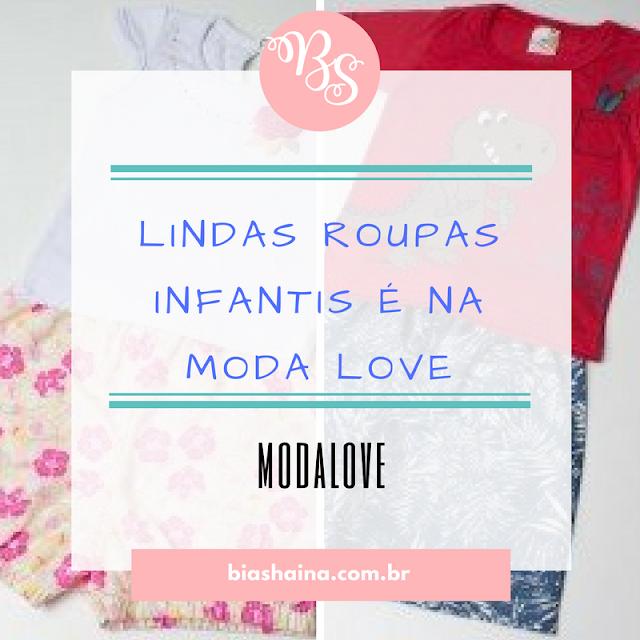 Lindas Roupas Infantis é na Moda Love