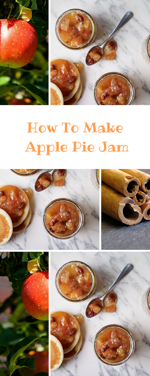 How To Make Apple Pie Jam