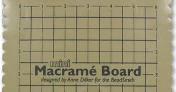materiel pour macrame