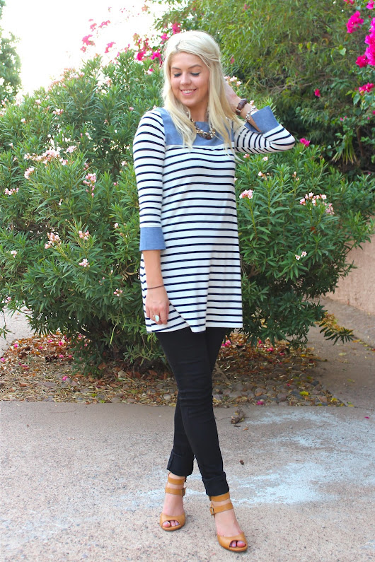 Striped Up For Fall