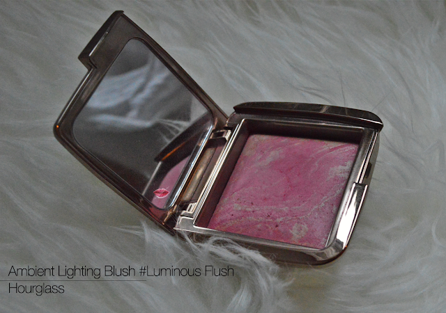 Preferiti di Gennaio con Ambient Lighting Blush Luminous Flush di Hourglass
